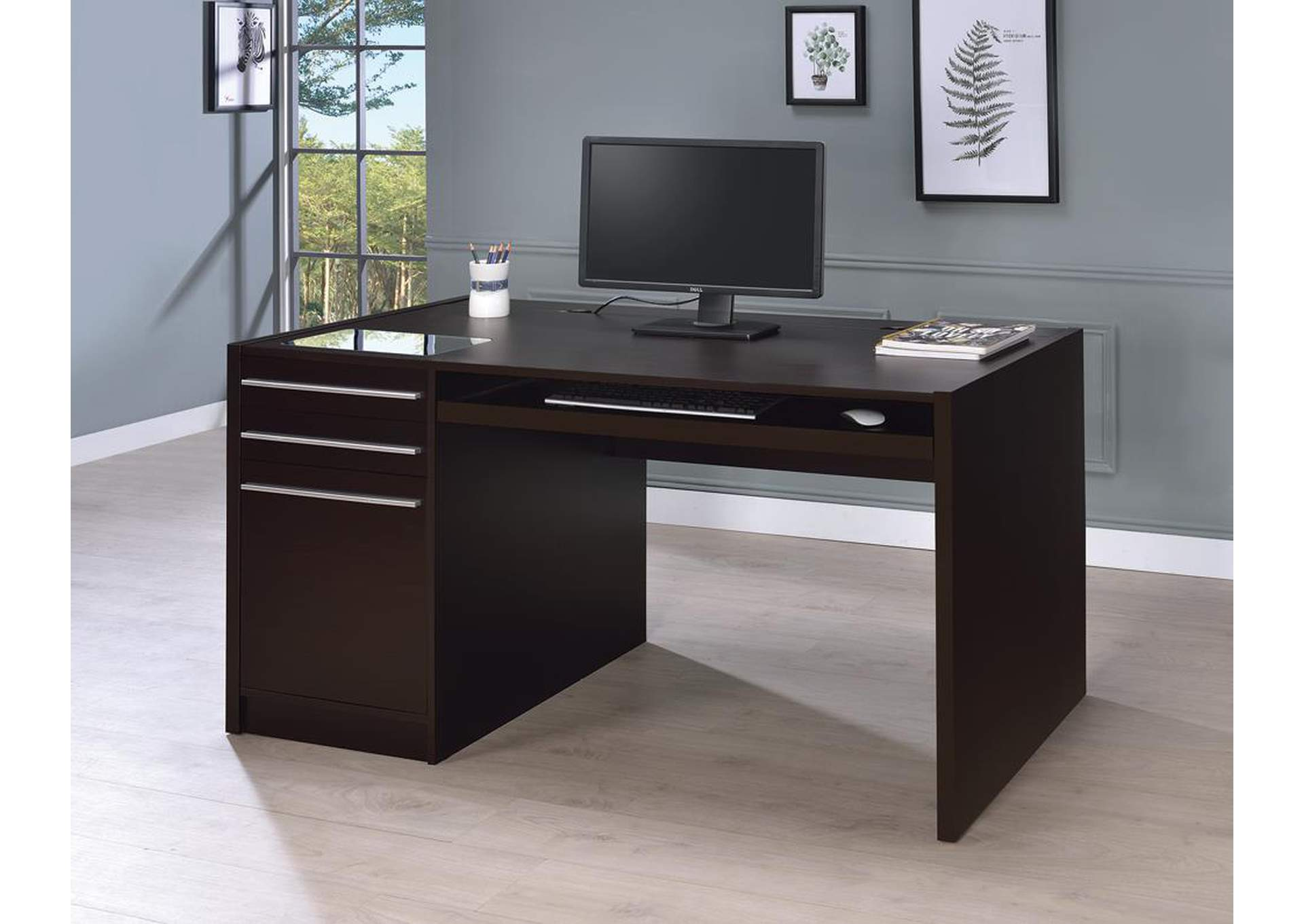 Computer Desk,Coaster Furniture