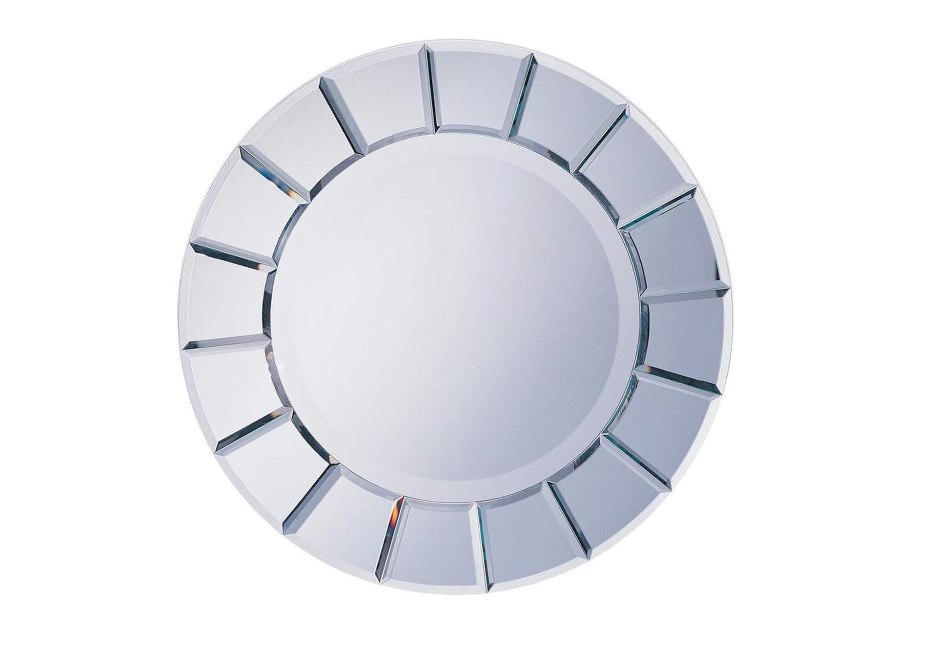 Sun Shape Mirror,Coaster Furniture