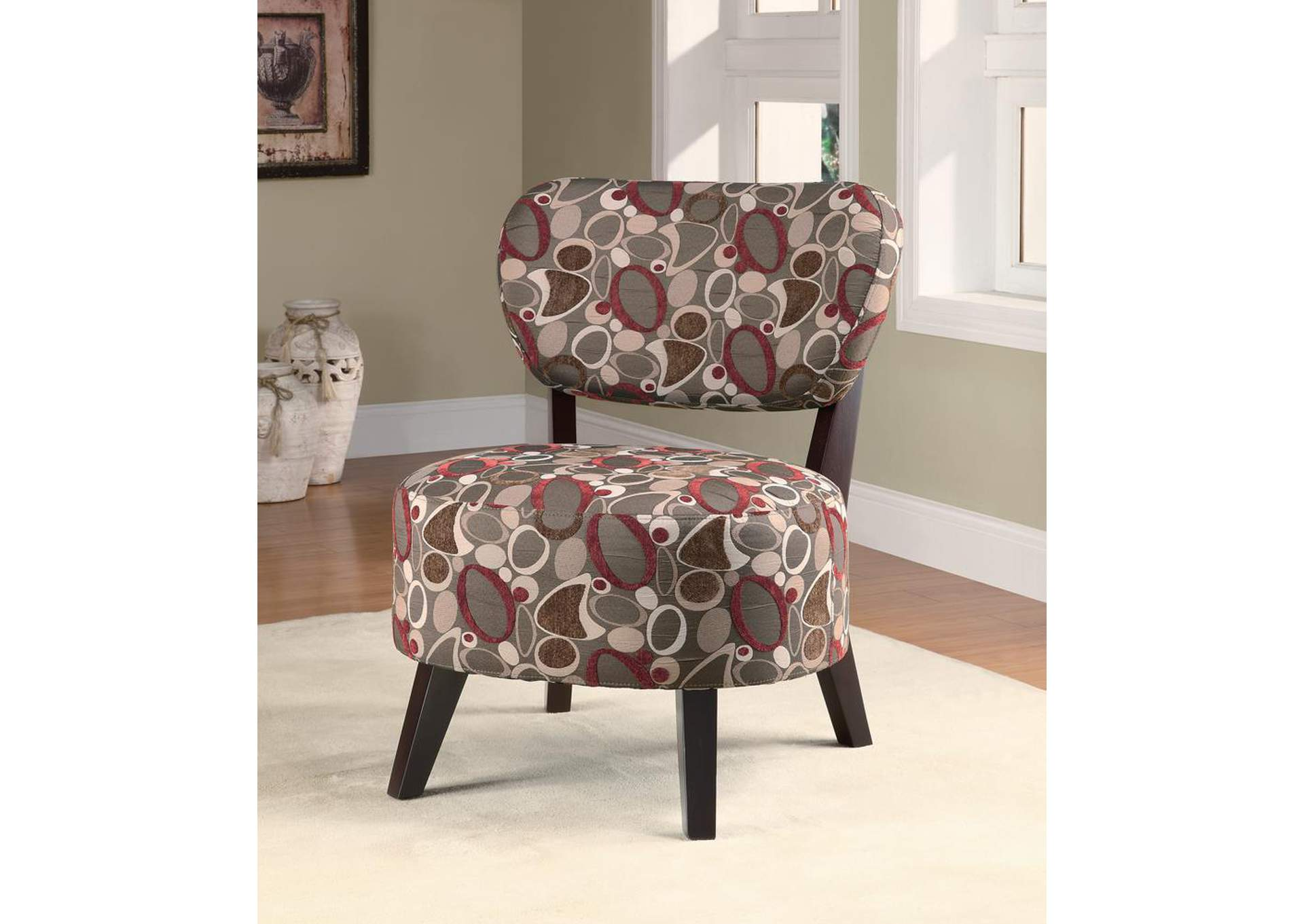 Brown Accent Chair,Coaster Furniture