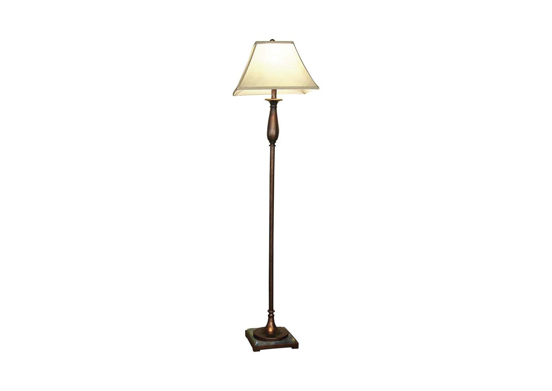 Bronze Transitional Bronze Floor Lamp,Coaster Furniture