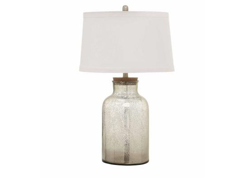 Silver Lamp,Coaster Furniture
