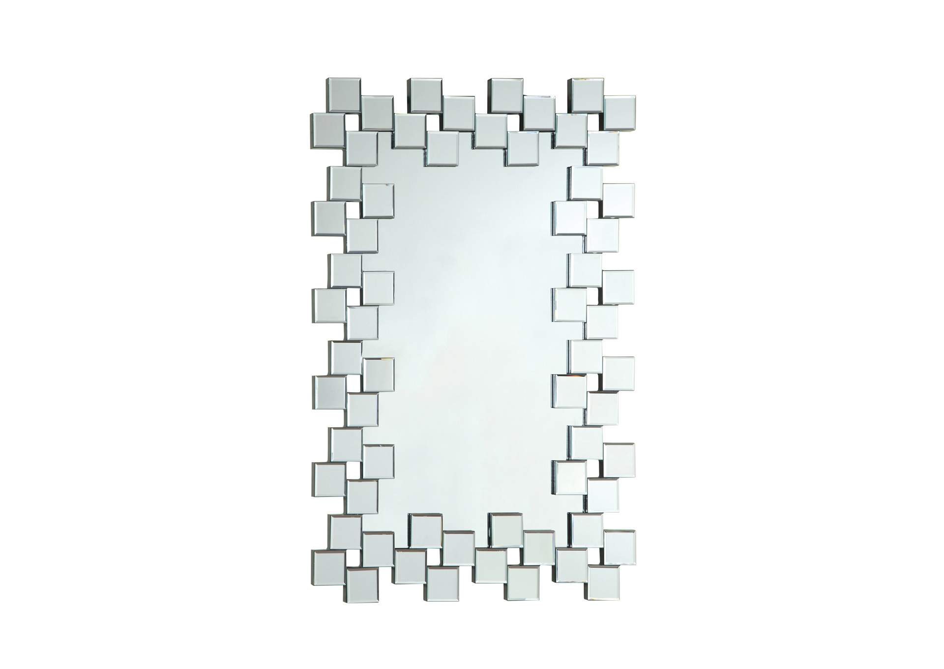 Frameless Clear Mirror,Coaster Furniture