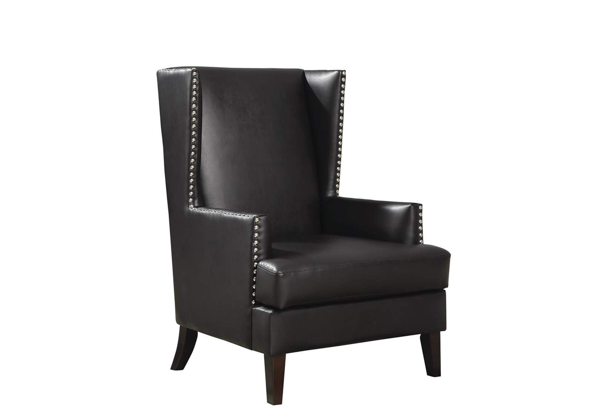 Black Accent Chair,Coaster Furniture