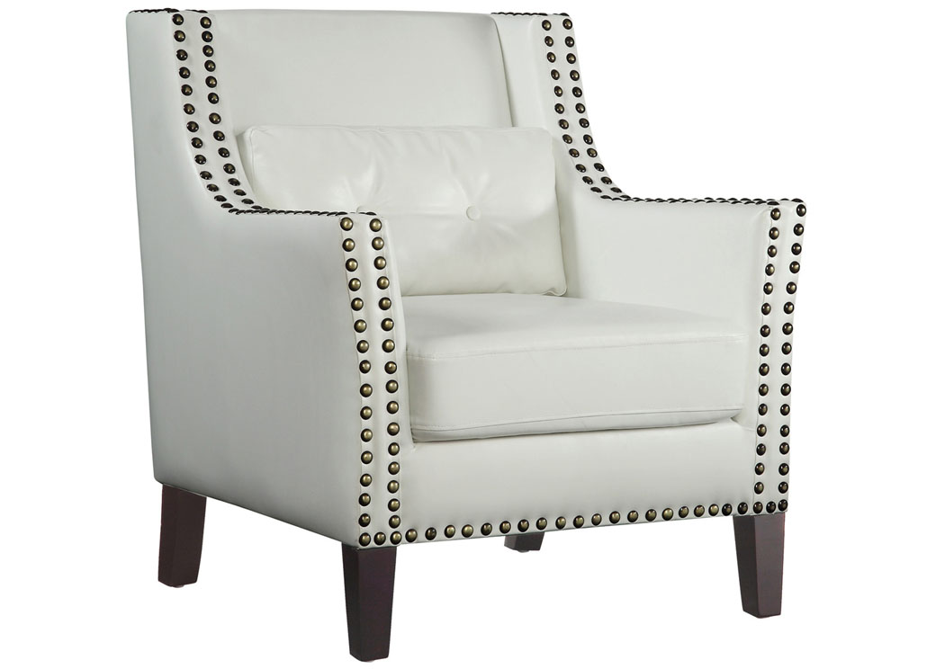 Dark Brown Accent Chairs.Cp Rivers Discount Furniture White Dark Brown Accent Chair