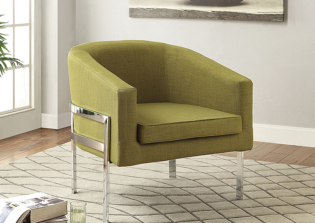 furniture coaster furniture living room green accent