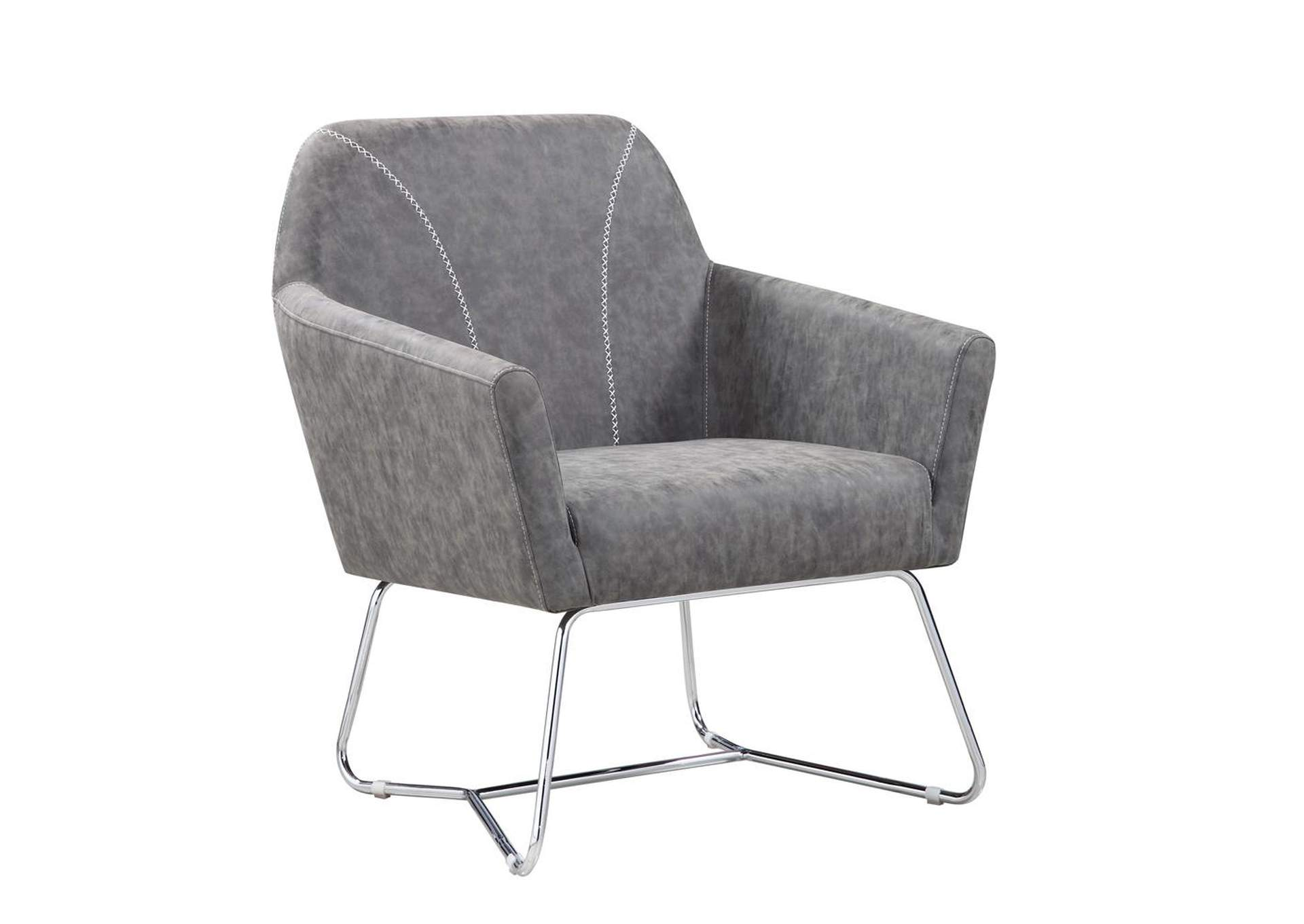 Grey Accent Chair,Coaster Furniture