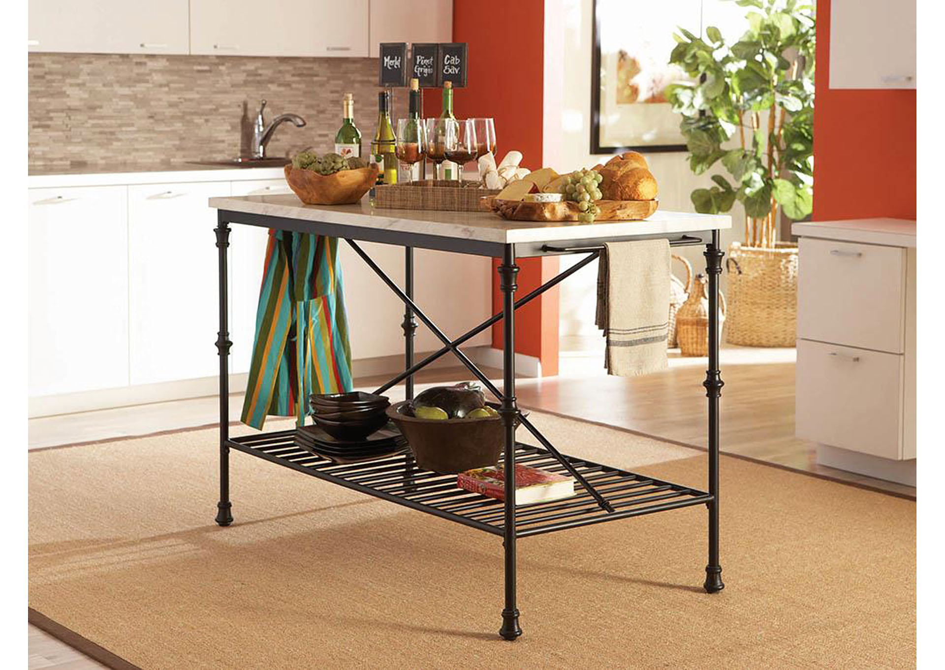 Kitchen Cart,Coaster Furniture
