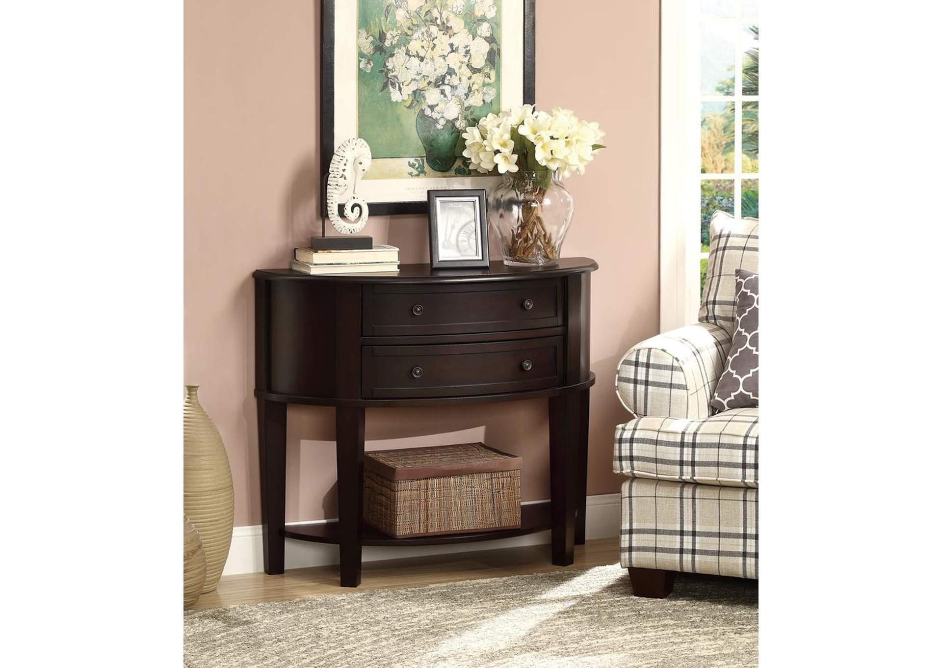 Chertok S Furniture Mattress Coatesville Pa Cappuccino Console