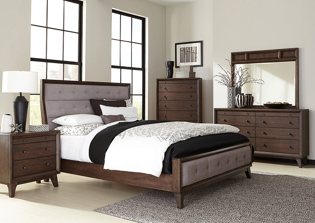 Bingham Dark Brown Dresser,Coaster Furniture