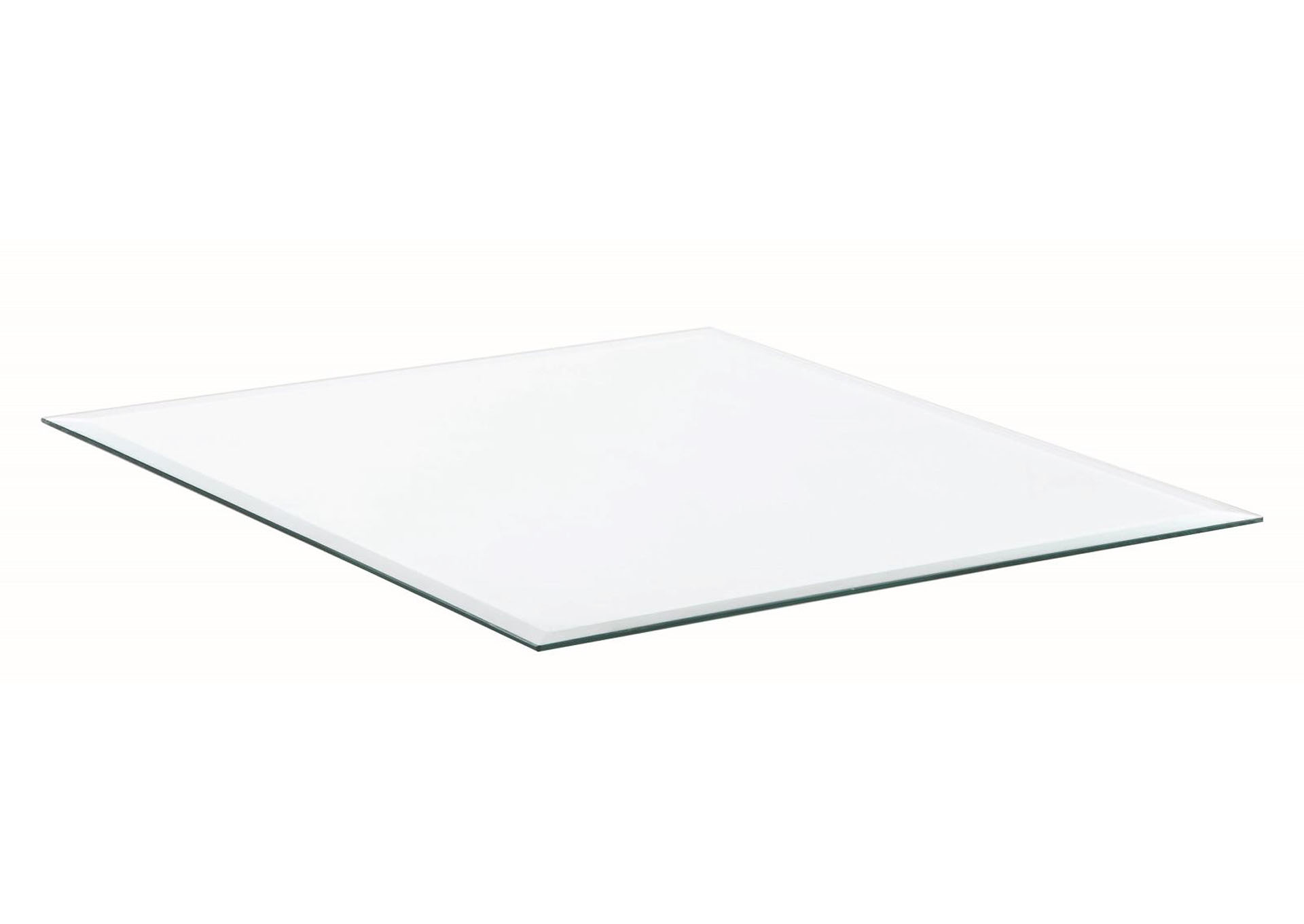 Sell a Cow Furniture - IL Square Glass Table Top (24\