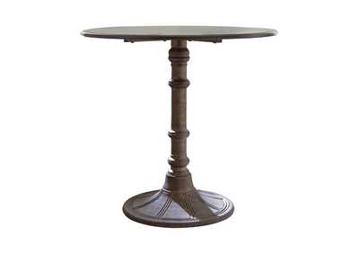 Image for Delta Oswego Traditional Bronze Dining Table