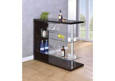 Two-Shelf Cappuccino Bar Unit