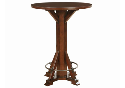 Brown Bar Table