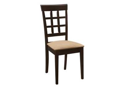 Gabriel Cappuccino Dining Chair (Set of 2)