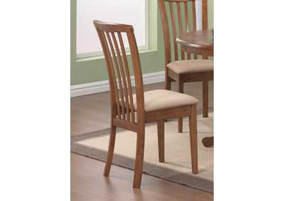 Image for Light Brown Brennan Side Dining Chair [Set of 2]