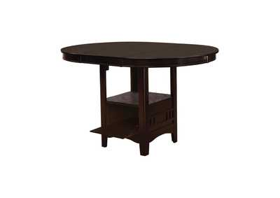 Image for Espresso Lavon Transitional Espresso Counter-Height Table