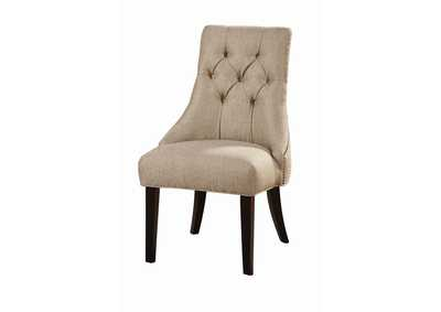 Accent Tufted Side Chair,Coaster Furniture