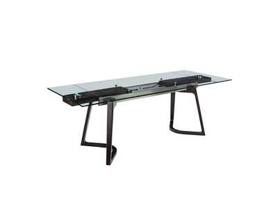 Annapolis Glass Dining Table
