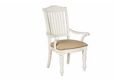 Image for Pearl Bush Arm Dining Chair [Set of 2]