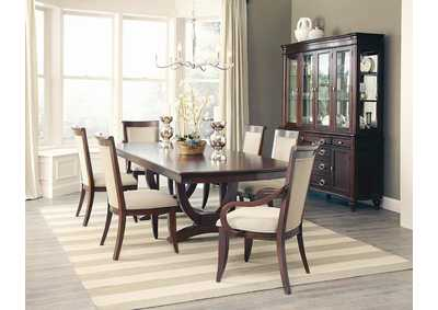 Walnut Side Chair (Set of 2)