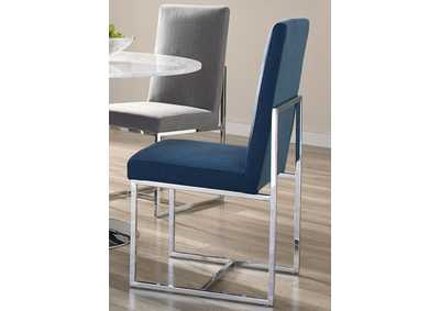 Stainless Dining Chair (Set of 2)