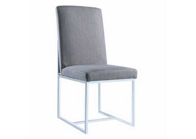 Jackson Grey Dining Chair (Set of 2)