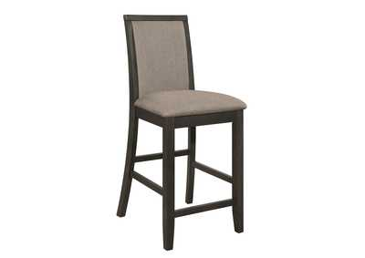 Image for Taupe Counter Height Chairs [Set of 2]
