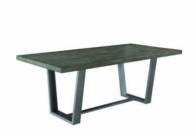 Hutchinson Grey Dining Table