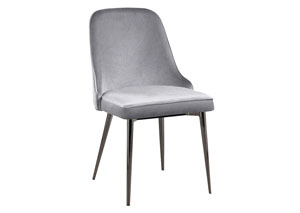 Inslee Grey Dining Chair (Set of 4)