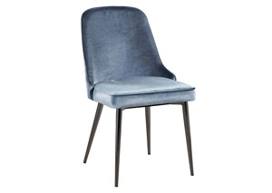 Inslee Blue Dining Chair