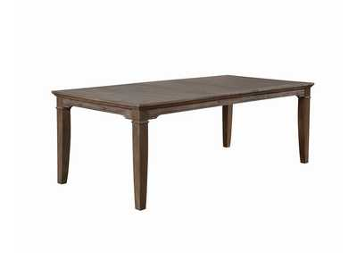 Island Khaki Dining Table