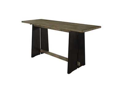 Oakley Khaki and Black Counter Table