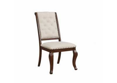 Image for Brockway Cream Side Chairs [Set of 2]