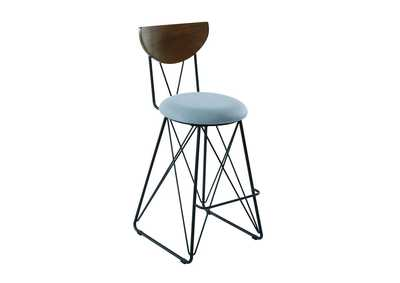 Blue Bar Stool (Set of 2)