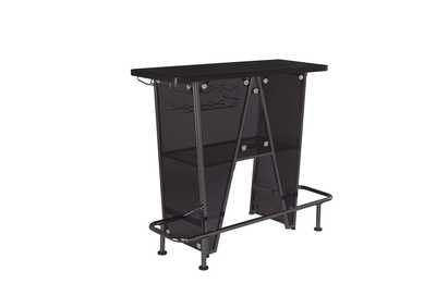 Dark Charcoal Bar Unit