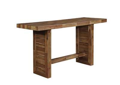 Image for Irish Coffee Tucson Rustic Varied Natural Bar Table