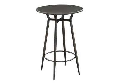 Image for Fuscous Gray Bar Table