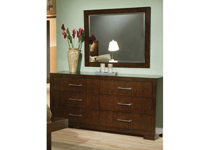 Jessica Cappuccino Dresser,Coaster Furniture