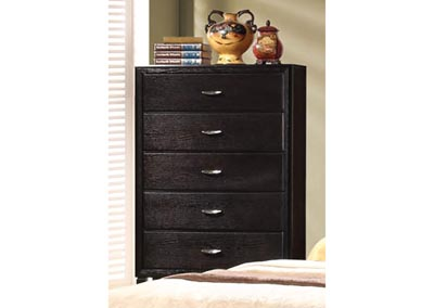 Nacey Cappucino Drawer Chest