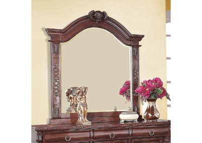 Grand Prado Cherry Dresser w/Mirror