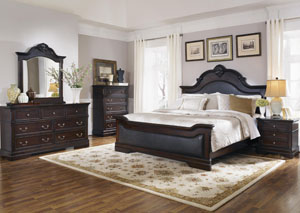 Cambridge King Bed