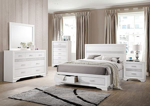 Image for Miranda White Dresser & Mirror