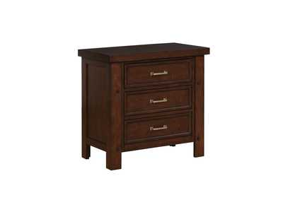Image for Cedar Barstow Transitional Pinot Noir Nightstand