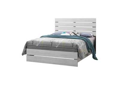 Image for Coastal White Queen Bed