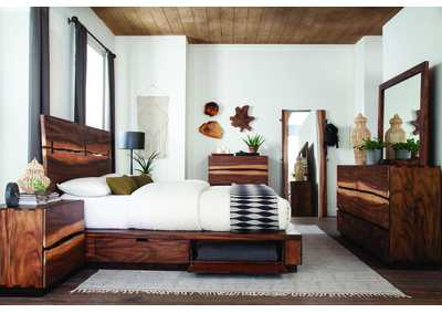 Madden Cherry California King Bed