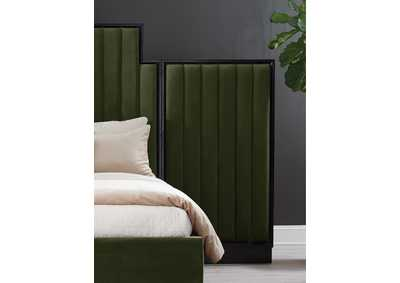 Image for Formosa Brown Wall Bed Panel