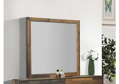 Sidney Brown Mirror