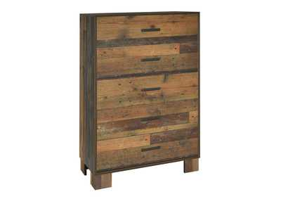 Image for Rustic Pine Chest