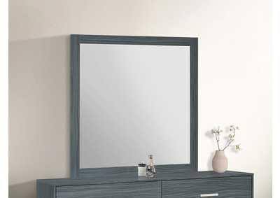 Julian Grey Mirror