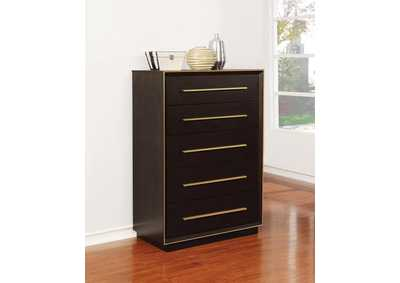 Image for Durango Smoked Peppercorn Chest
